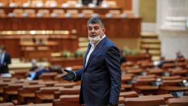 marcel ciolacu parlament