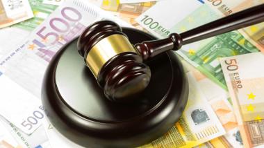 GettyImages evaziune ciocanel bani euro