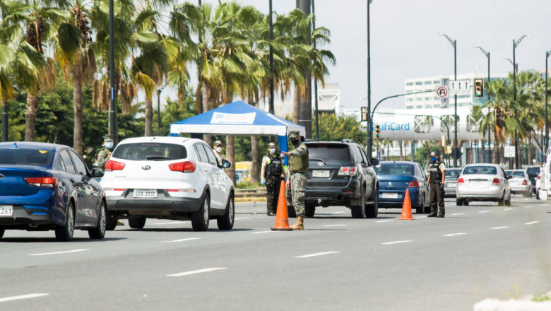 Guayaquil Struggles With the Impact of Coronavirus