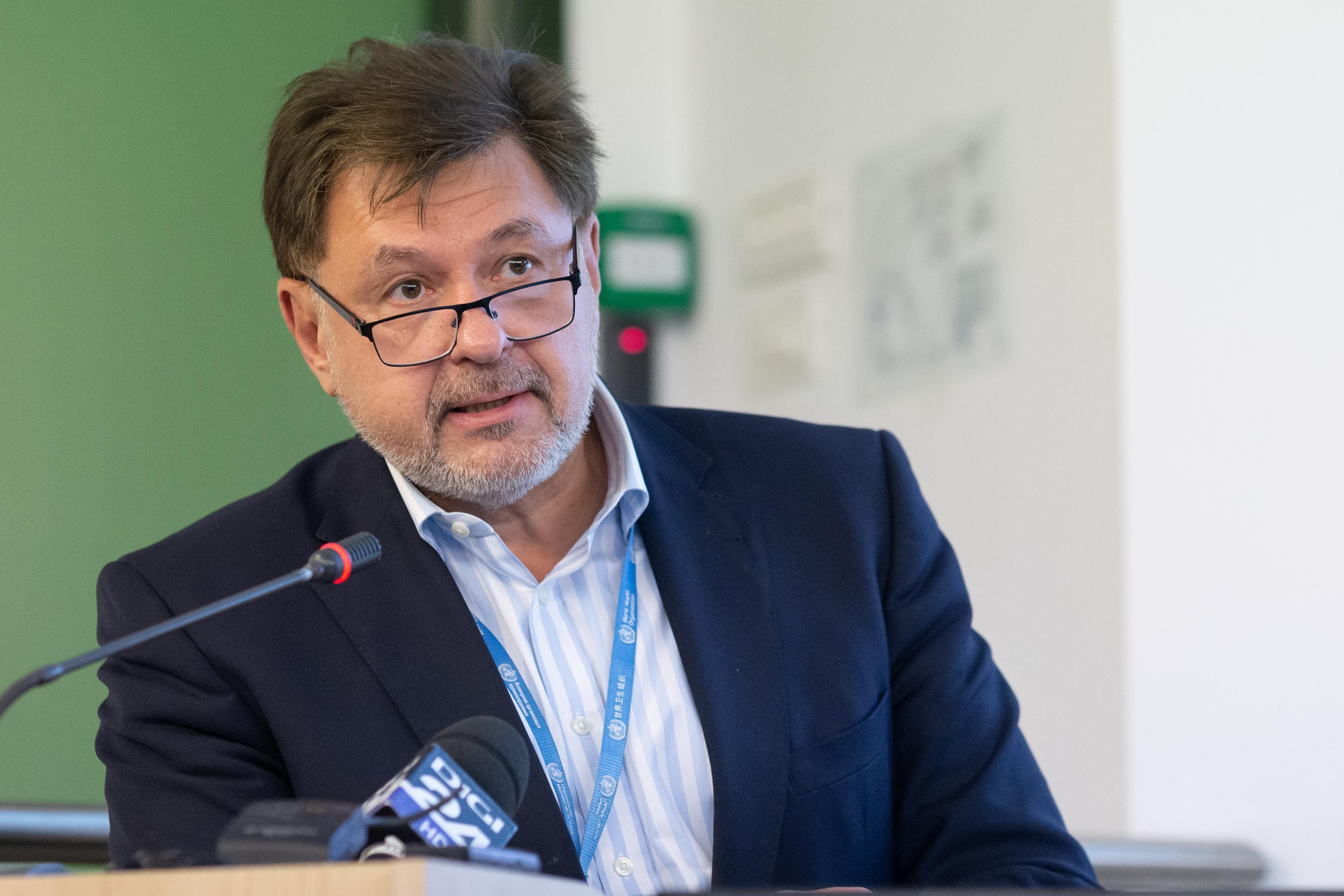 Alexandru Rafila: In urmatoarele saptamani ne asteptam sa avem o crestere mai rapida a cazurilor de terapie intensiva si a mortalitatii