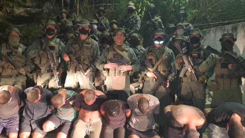 persoane-arestate-venezuela