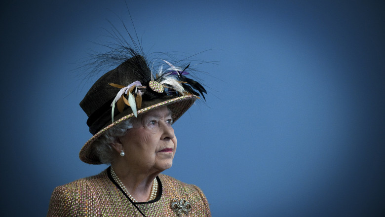 Regina Elisabeta a doua