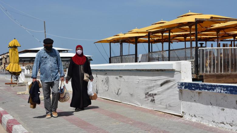 Wassim Jdidi - La premičre étape de l'assouplissement du confine