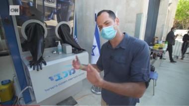 testare strada israel - cnn