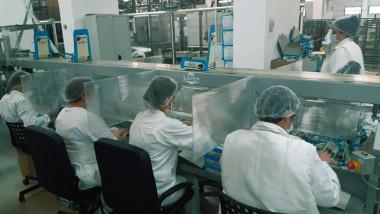 Kandia Dulce - linie de productie