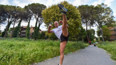 antrenament individual, sportiv