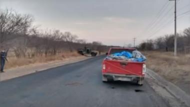 camioneta cadavre
