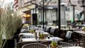 restaurant, terase
