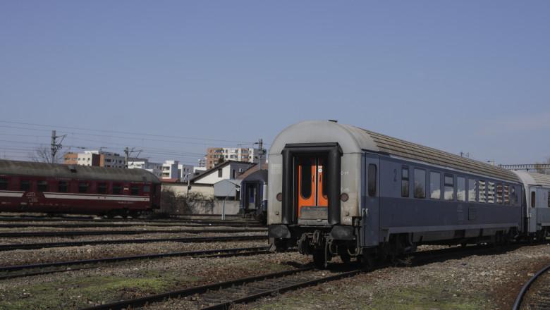 CFR trenuri călători
