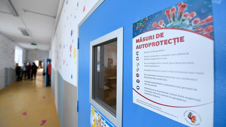 agerpres scoala masuri pandemie coronavirus.jpeg 1