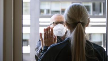 cuplu pandemie
