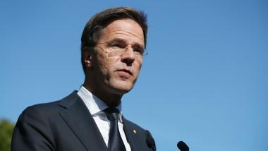 Netherlands Prime Minister Mark Rutte Visits Australia