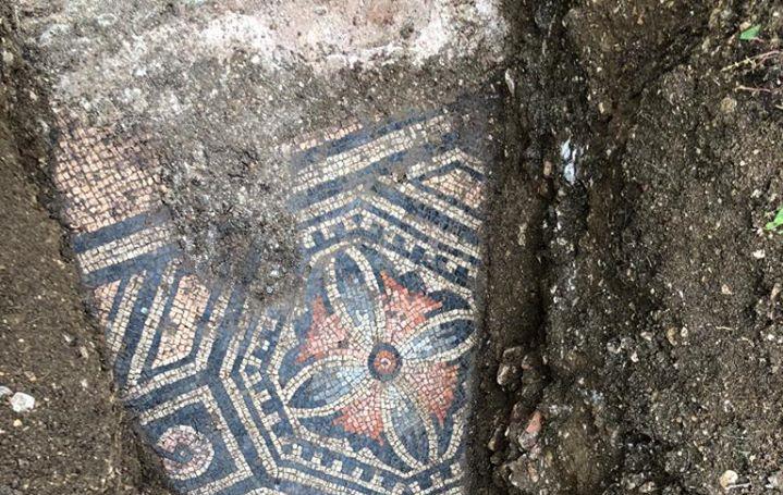 Descoperire din perioada Imperiului Roman, facuta sub o vie din Italia