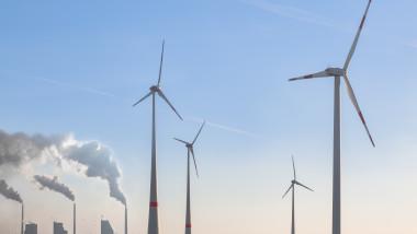 GettyImages tranzitie ecologica eoliene fabrica poluare