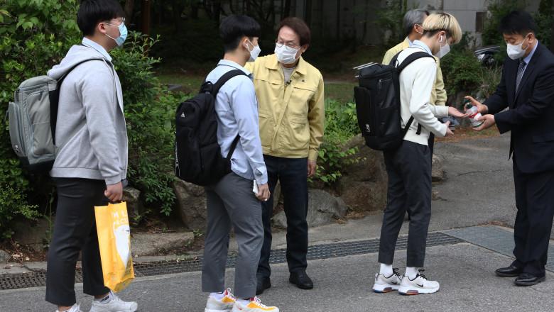 South Korea Slowly Recovers From Coronavirus Outbreak