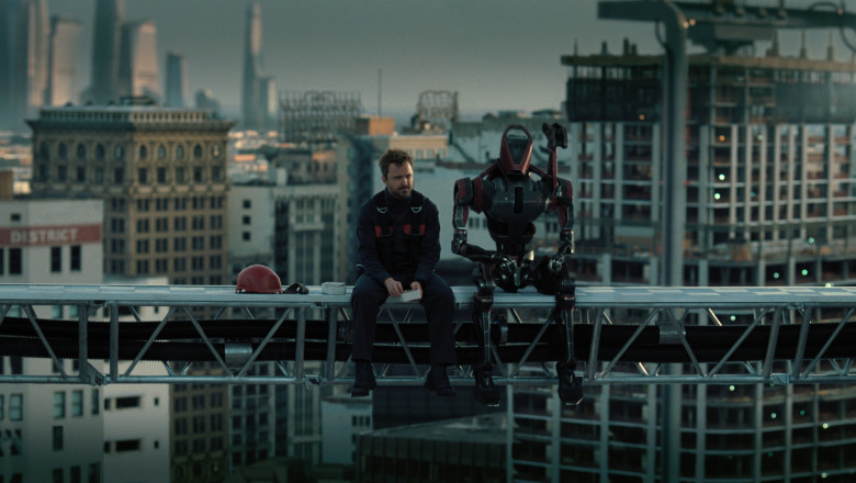 Aaron Paul în Westworld, sezonul 3, HBO România