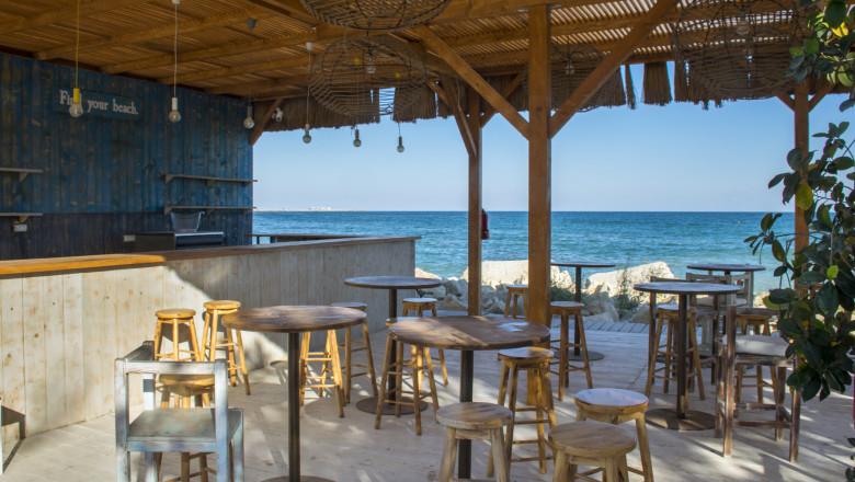 Beach Bar near the beach