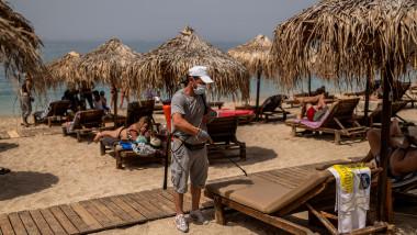 plaja-grecia-vacanta-coronavirus-pandemie-profimedia-0520943052