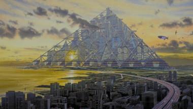 piramida japonia - shimizu corp