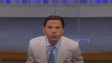 kenneth copeland blow the virus