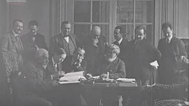 delegatie-romana-semnare-tratat-trianon
