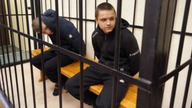 frati condamnați la moarte în Belarus