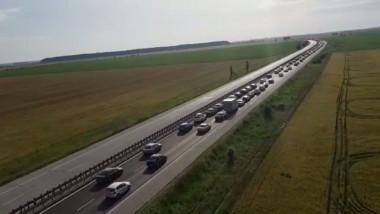 trafic autostrada soarelui 6 iunie 2020