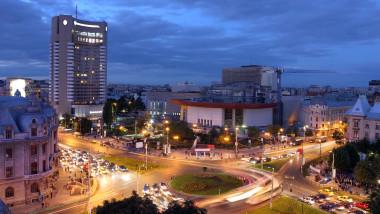 București, Piața Universității
