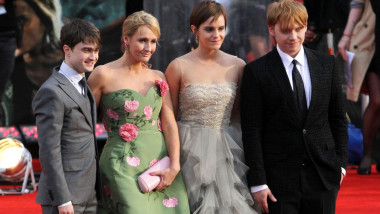 Deathly Hallows pt 2 Premiere