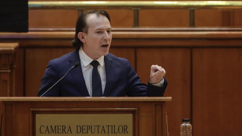 Florin citu ministrul finantelor