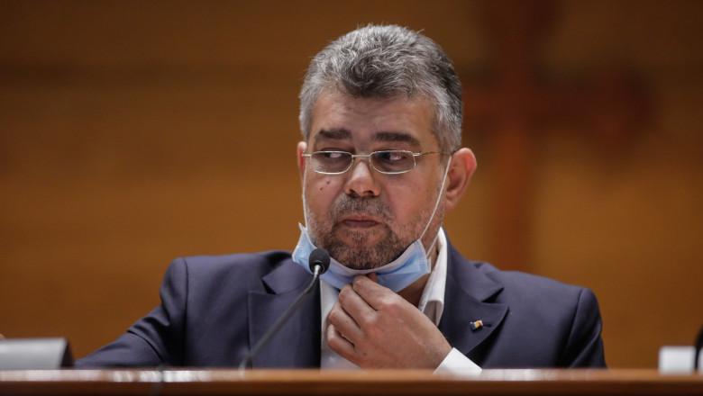 Marcel Ciolacu presedinte PSD