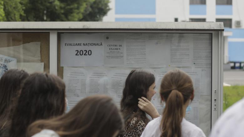 Evaluare Națională 2020