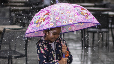 August Rain Ensures UK Summer Holiday Washout