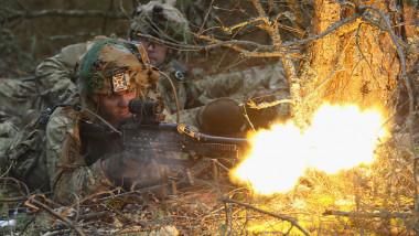militari NATO, manevre militare