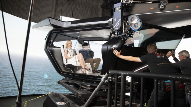 platourile de filmare de la Westworld, serial difuzat în România de HBO