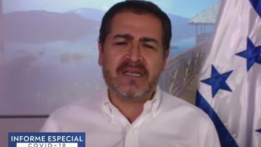Presedintele statului Honduras a anuntat la televizor ca a fost infectat cu coronavirus
