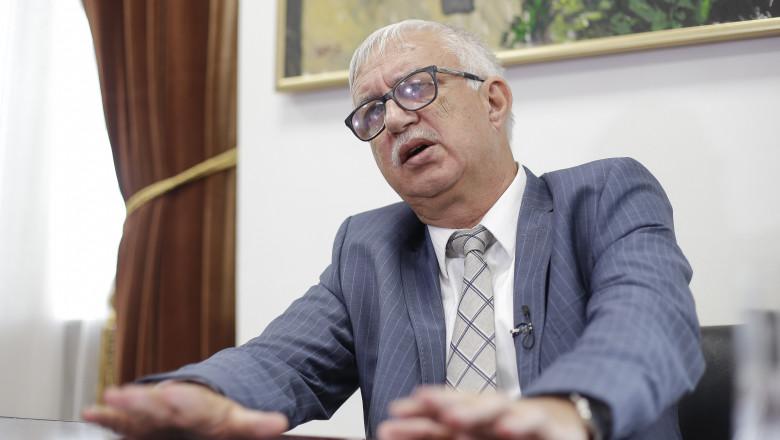 Augustin Zegrean a explicat la Digi24 că votul prin care Florin Iordache a fost ales președinte al Consiliului Legislativ nu este valabil