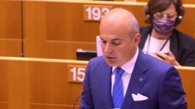 Rares Bogdan, citindu-si discursul in plenul Parlamentului European
