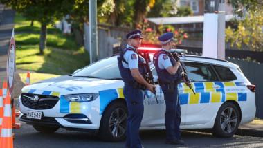 Polițiști din Noua Zeelandă