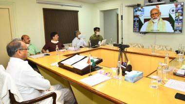 Cabinetul lui Narendra Modi se intalneste pentru a discuta despre masuri anti-COVID in India