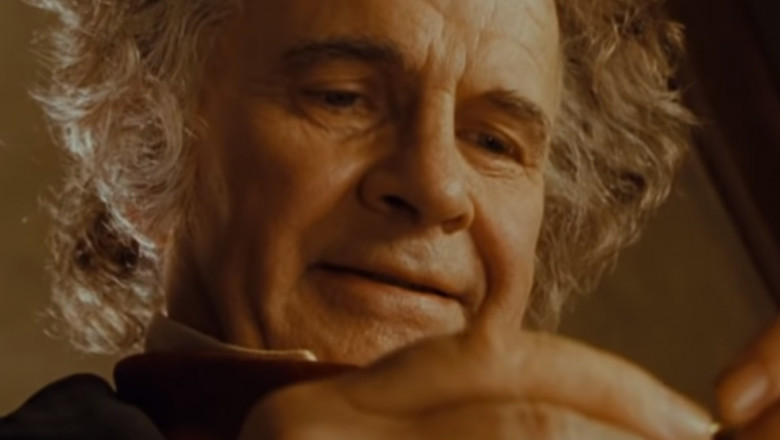Ian Holm, Stapanul Inelelor