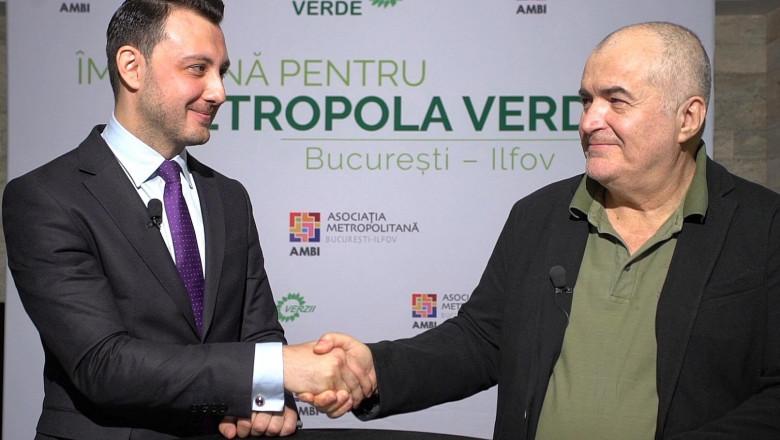 Poza Florin Calinescu Vlad Soare