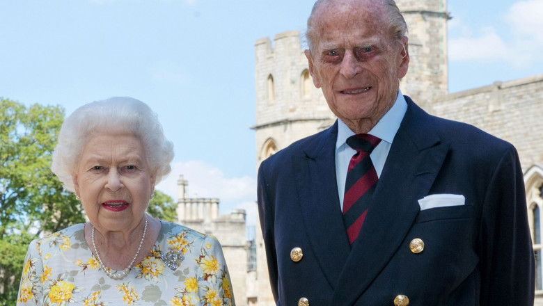 The Duke of EdinburghÕs 99th Birthday