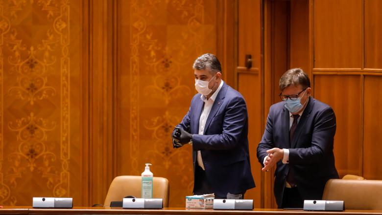 ciolacu PSD parlament INQUAM_Photos_George_Calin