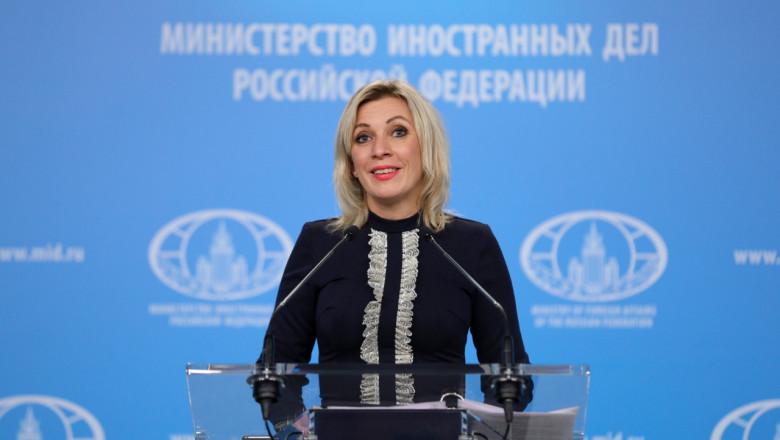 maria zaharova mae rus - mid.ru