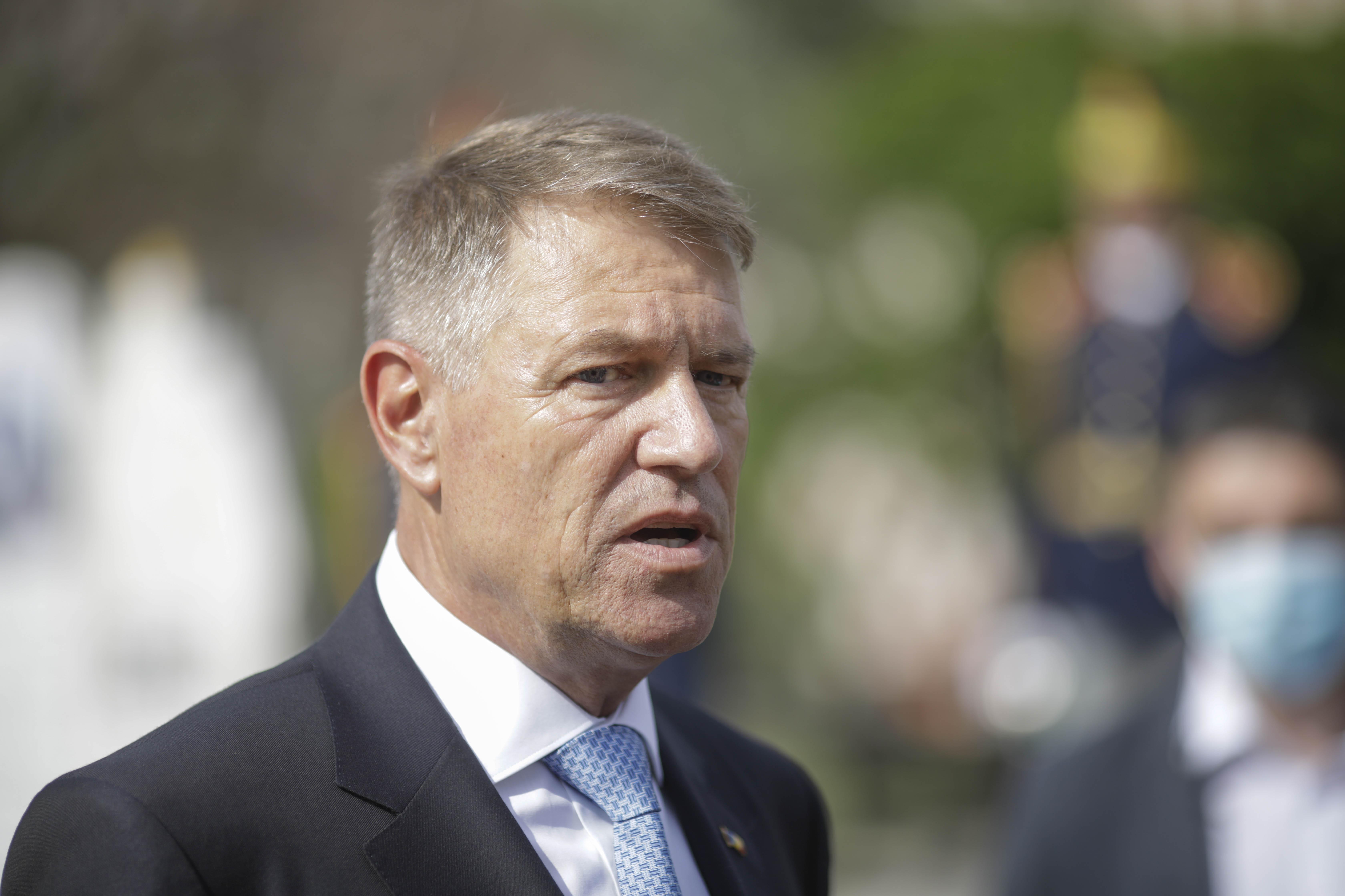 Iohannis: Romania sustine conditionarea fondurilor europene de statul de drept. MCV discrimineaza Romania si Bulgaria
