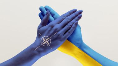 ucraina nato mâini