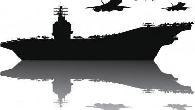 nave si avioane militare portavion avion