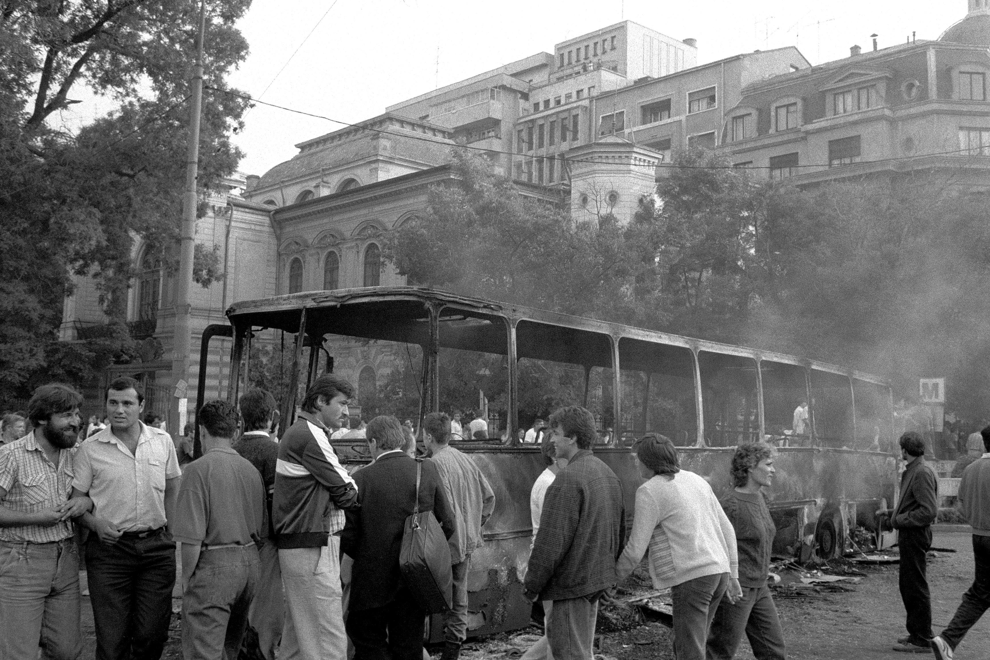 Mineriada Bucuresti 1990_4443933