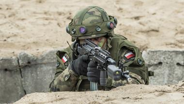 soldat polonez